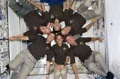 <p>REUTERS/NASA</p>