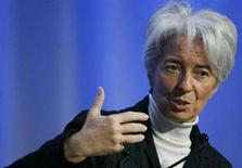 <p>Christine Lagarde in una foto d'archivio. REUTERS/Stefan Wermuth (SWITZERLAND)</p>