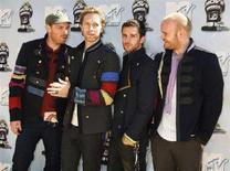 <p>I membri del gruppo britannico Coldplay. REUTERS/Fred Prouser (UNITED STATES)</p>