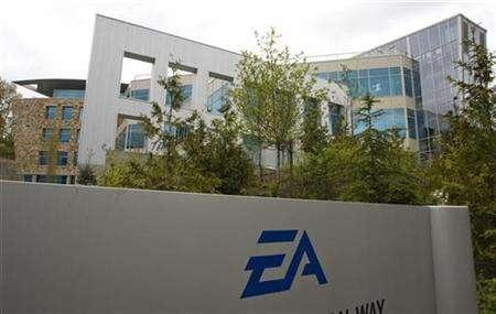The EA Sports studio which is used in the production of many video games released by the company is seen here in Burnaby, British Columbia May 7, 2008. REUTERS/Andy Clark