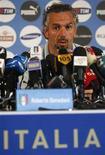 <p>Roberto Donadoni REUTERS/Tony Gentile</p>