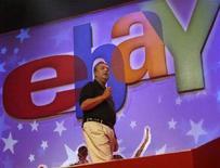 <p>Bill Cobb, presidente di eBay REUTERS/Katie McMahon</p>