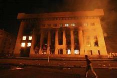 <p>Ситуация в столице Монголии Улан-Баторе нормализовалась после введения комендантского часа, и протестующие покинули улицы, хотя окончательные результаты воскресных выборов в парламент страны так и не были обнародованы. REUTERS/Stringer-R (Монголия)</p>