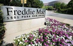 <p>Mortgage firm Freddie Mac headquarters is pictured in McLean, Virginia July 13, 2008. REUTERS/Larry Downing</p>