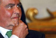 <p>Il ministro per la Semplificazione normativa Roberto Calderoli. REUTERS/ Dario Pignatelli</p>