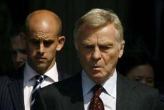 <p>Max Mosley REUTERS/Andrew Winning</p>