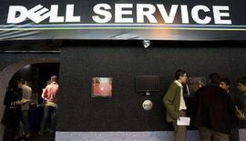 <p>Un'esposizione a Teheran dei servizi offerti da Dell. REUTERS/Raheb Homavandi</p>