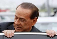 <p>Il presidente del Consiglio Silvio Berlusconi. REUTERS/Kim Kyung-Hoon (JAPAN)</p>