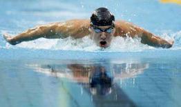 <p>Michael Phelps. REUTERS/Jerry Lampen (CHINA)</p>