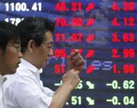 <p>Borse Asia-Pacifico, indici misti, giù esportatori,su energetici. REUTERS/Yuriko Nakao</p>