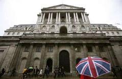 <p>La sede della Banca d'Inghilterra a Londra. REUTERS/Alessia Pierdomenico (BRITAIN)</p>