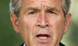 <p>George W. Bush. REUTERS/Kevin Lamarque (UNITED STATES)</p>