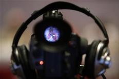 <p>Una telecamera. REUTERS/Stefan Wermuth</p>