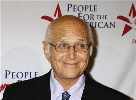 Producer Norman Lear in Beverly Hills in a file photo. REUTERS/Fred Prouser