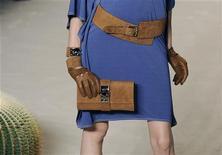 "<p>La nuova donna di Hermes è una ""cowboy chic"". REUTERS/Gonzalo Fuentes</p>"