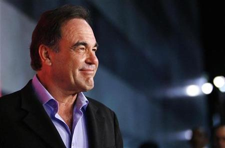 Director Oliver Stone in a file photo. REUTERS/Mario Anzuoni