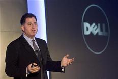 <p>Michael Dell, presidente e amministratore delegato dell'omonima azienda. REUTERS/Nir Elias</p>