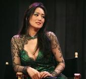 <p>L'attrice cinese Gong-Li. REUTERS/Chaiwat Subprasom (THAILAND)</p>