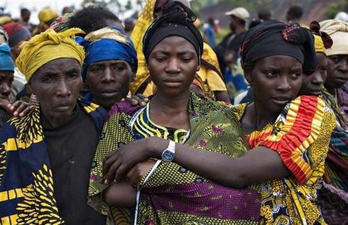 Displaced in the Congo