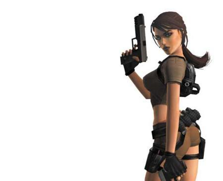 Lara Croft Tomb Raider in an undated image. Entertainment software developer Eidos Plc said on Monday Time Warner Entertainment bought 10 million shares in Eidos, increasing its stake to 19.92 percent in the company. Eidos, the holding company of Eidos Interactive, has developed interactive video and computer games series such as ''Tomb Raider''. REUTERS/Handout