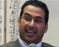 """<p>Il giornalista televisivo iracheno Muntazer al-Zaidi che ha lanciato le scarpe contro il presidente Usa George W. Bush chiamandolo """"cane"""" sarà processato il 31 dicembre. REUTERS/Future Television/Handout (LEBANON). FOR EDITORIAL USE ONLY. NOT FOR SALE FOR MARKETING OR ADVERTISING CAMPAIGNS.</p>"""