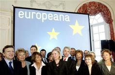 <p>Immagine d'archivio. REUTERS/Sebastien Pirlet (BELGIUM)</p>