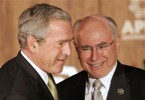 A Bush ally Down Under