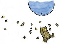 <p>An undated handout image shows a scan of an original drawing of Winnie-the-Pooh by E.H Shepard. The first official sequel to the original Winnie-the-Pooh books will appear in October, its publishers said on January 10, 2009, more than 80 years after the honey-loving bear first appeared in print. REUTERS/The Estate Of E.H. Shepard/Handout</p>