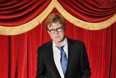 <p>Actor Robert Redford poses for a portrait in New York after being named winner of the 2008 Dorothy and Lillian Gish Prize on November 12, 2008. REUTERS/Lucas Jackson</p>