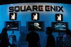 <p>Il produttore di videogame giapponese Square Enix Holdings ha dichiarato di aver registrato vendite soddisfacenti durante il periodo delle festività nonostante la crisi economica. REUTERS/Fred Prouser FSP</p>