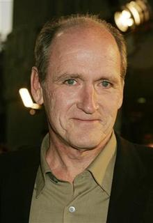 Actor Richard Jenkins arrives for the premiere of his new film 'North Country' in Hollywood October 10, 2005. REUTERS/Fred Prouser