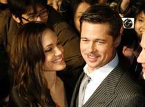 <p>Brad Pitt e Angelina Jolie. REUTERS/Toru Hanai (JAPAN)</p>