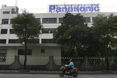 <p>Fábrica da Panasonic em Taipei, no dia 4 de fevereiro. REUTERS/Pichi Chuang (TAIWAN)</p>