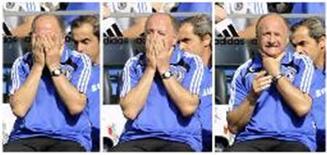 <p>Fotos de arquivo com o ex-técnico do Chelsea Luiz Felipe Scolari. Scolari foi demitido de acordo com nota no site do clube nesta segunda-feira. REUTERS/Dylan Martinez/Files (BRITAIN)</p>