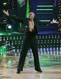 "<p>Former U.S. sprinter Maurice Greene appears on ABC's ""Dancing with the Stars"" in this publicity photo released to Reuters February 9, 2009. REUTERS/Kelsey McNeal/ABC/Handout</p>"
