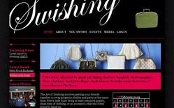 <p>Swishing.org is seen in this screengrab taken February 11, 2009. REUTERS/swishing.org</p>