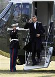 <p>Il presidente Barack Obama. REUTERS/Jonathan Ernst</p>