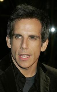 Actor Ben Stiller, one of the stars of the comedy film ''Meet the Fockers'', poses at the film's premiere in Los Angeles December 16, 2004. REUTERS/Fred Prouser