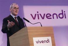 <p>Jean-Bernard Levy, AD di Vivendi. REUTERS/Benoit Tessier</p>