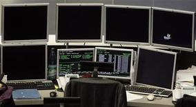 <p>Una scrivania vuota REUTERS/Alex Grimm</p>