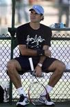 <p>O tenista Roger Federer será pai pela primeira vez, anunciou o número dois do mundo nesta quinta-feira. REUTERS/Michael Fiala (ESTADOS UNIDOS)</p>