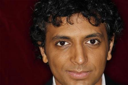 Director M. Night Shyamalan poses for a portrait during a press day promoting his new film ''The Happening'' in New York, June 9, 2008. REUTERS/Lucas Jackson