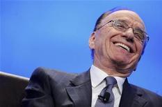 <p>Il presidente di News Corp Rupert Murdoch. REUTERS/Jonathan Ernst</p>
