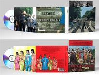 "<p>The digitally remastered and repackaged ""Abbey Road"" and ""Sgt. Pepper's Lonely Hearts Club Band"" albums in an image courtesy of Beatles company Apple Corps Ltd. The original Beatles catalog has been digitally remastered for the first time and will go on sale in CD format on September 9. REUTERS/Handout</p>"