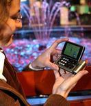 <p>Un televisore portatile REUTERS/Nokia/Handout</p>