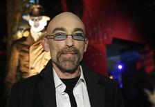 "<p>Jackie Earle Haley poses at the party following the premiere of the movie ""Watchmen"" in Hollywood, California March 2, 2009. The movie opens in the U.S. March 6. REUTERS/Mario Anzuoni</p>"