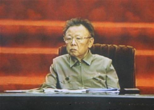 Kim Jong-il makes rare appearance