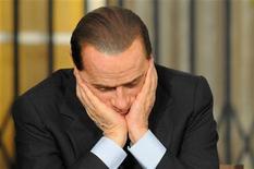 <p>Il premier Silvio Berlusconi. REUTERS/Ammar Abd Rabbo/Pool</p>