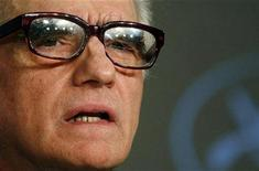 <p>U.S. director Martin Scorsese attends a news conference for the World Cinema Foundation at the 60th Cannes Film Festival May 22, 2007. REUTERS/Jean-Paul Pelissier</p>