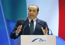 <p>Veline, Berlusconi a Coldiretti, se servono sapete chi chiamare. REUTERS/Kacper Pempel</p>